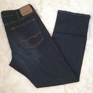 AMERICAN EAGLE Straight Flex Stretch Jeans 38/34